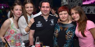 CLUB LIZARD   23 MАЙ - 2014 г.