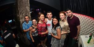 CLUB ROUGE | 23 MАЙ - 2014 г.